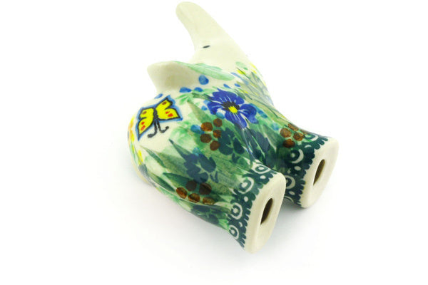"4"" Elephant Figurine - Spring Garden 