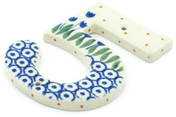 "4"" #5 Hanging Number with hole - 490A 