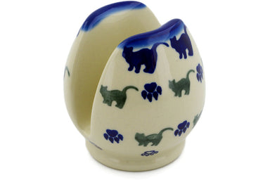 "3"" Napkin Holder - Cats on Parade 