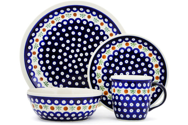 Place Setting - Old Poland | Polish Pottery House