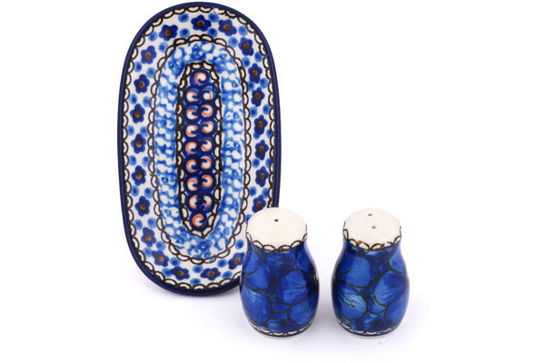 "2"" Salt and Pepper Shakers - Fiolek 