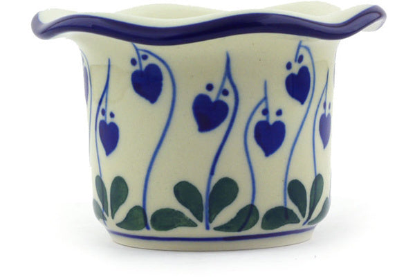 "2"" Candle Holder - Blue Bell 