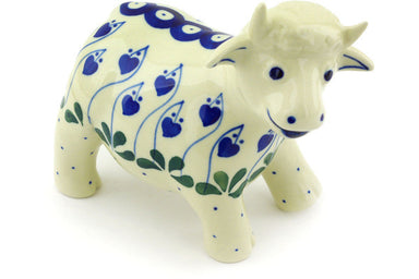 "5"" Cow Figurine - 377O 