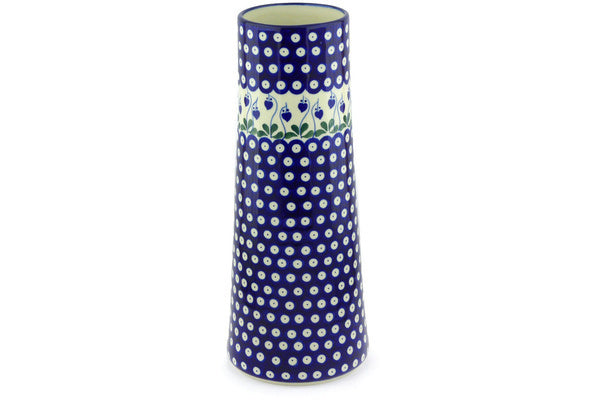 "14"" Vase - Blue Bell 