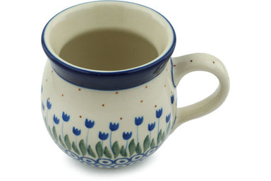 12 oz Bubble Mug - 490AX | Polish Pottery House