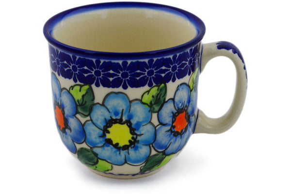 10 oz Mug - D116 | Polish Pottery House