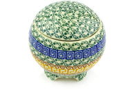 "5"" Soccer Ball Box - Autumn 