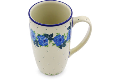 15 oz Mug - Bendikas Floral | Polish Pottery House