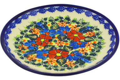 "8"" Salad Plate - Color Burst 