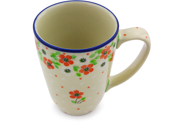 12 oz Mug - P9270A | Polish Pottery House