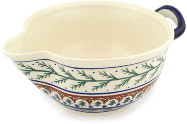 "8"" Batter Bowl - Evergreen 