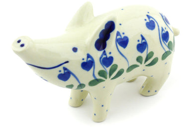 "3"" Pig Figurine - 377O 
