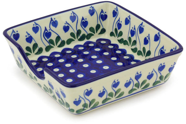 "2"" Napkin Holder - Blue Bell 