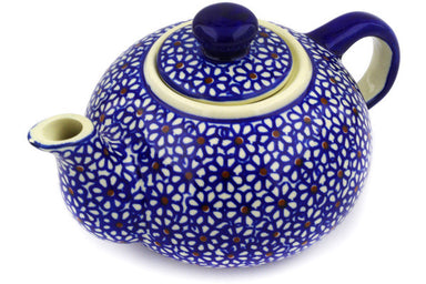 18 oz Tea Pot - 120 | Polish Pottery House