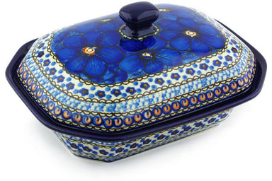 "8"" Covered Baker - Fiolek 
