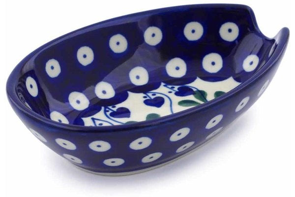 "5"" Spoon Rest - Blue Bell 
