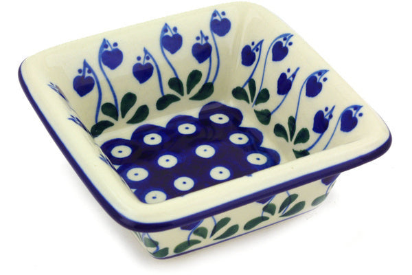 "5"" Decorative Bowl - Blue Bell 