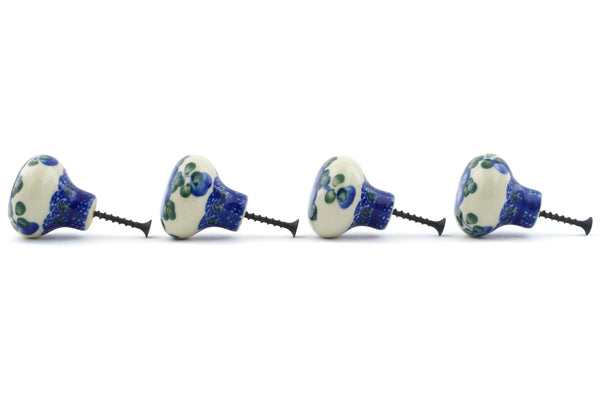"Set of 4 1"" Drawer Pull Knobs - 163 