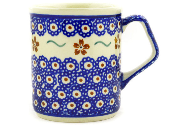 8 oz Mug - 864 | Polish Pottery House