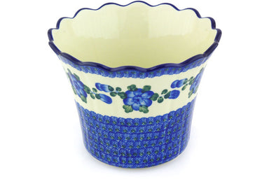 "8"" Flower Pot - Heritage 