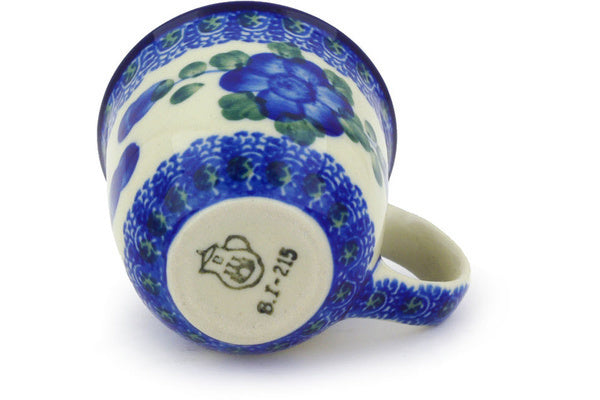 2 oz Espresso Cup - Heritage | Polish Pottery House