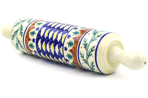 "13"" Rolling Pin - Evergreen 