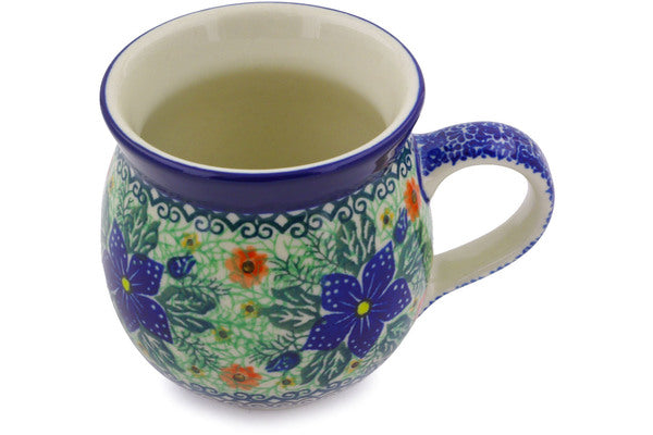 12 oz Bubble Mug - U2071 | Polish Pottery House