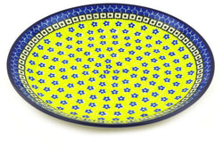 "10"" Luncheon Plate - Blue Sunshine 