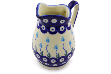 11 oz Creamer - D107 | Polish Pottery House