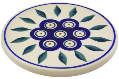 "4"" Coaster - Peacock 