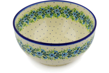 12 cup Serving Bowl - P0027B | Polish Pottery House