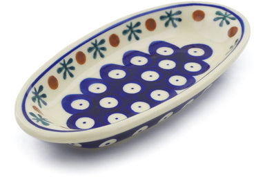 4 oz Condiment Dish - Old Poland | Polish Pottery House