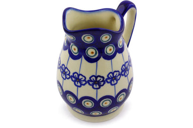 11 oz Creamer - D106 | Polish Pottery House