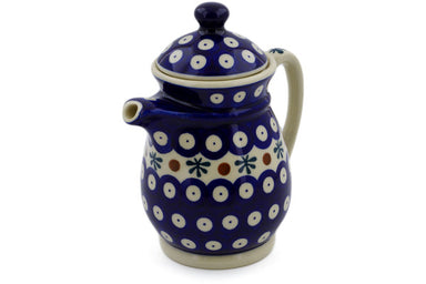 15 oz Creamer with Lid - Old Poland | Polish Pottery House