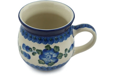 15 oz Bubble Mug - Heritage | Polish Pottery House