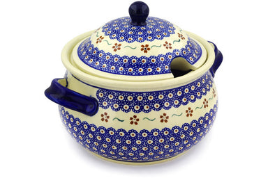 13 cup Soup Tureen - 864 | Polish Pottery House
