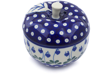 "5"" Apple Baker - Blue Bell 