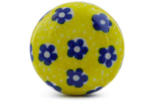 "1"" Drawer Pull Knob - Sunshine 