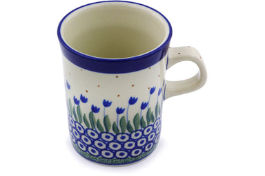 8 oz Mug - 490AX | Polish Pottery House