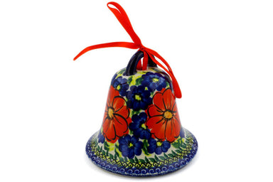 "5"" Bell Ornament - P6349A 