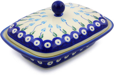 "7"" Butter Dish - D107 