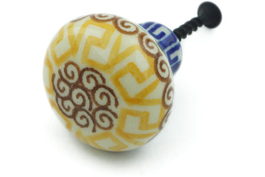 "1"" Drawer Pull Knob - Autumn 