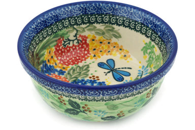 21 oz Cereal Bowl - Whimsical | Polish Pottery House
