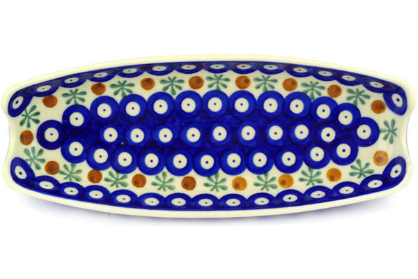 "9"" Corn Tray - Old Poland 