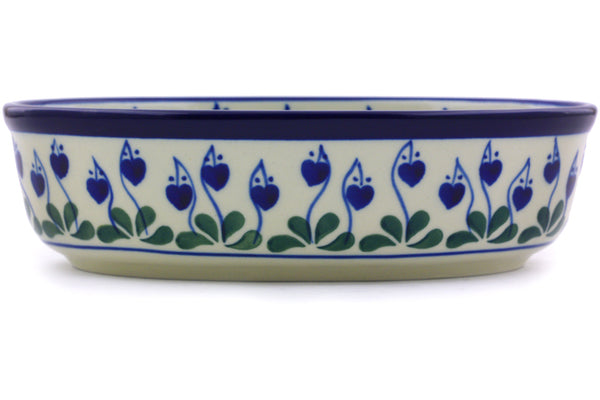 "8"" Oval Baker - Blue Bell 