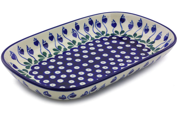 "10"" Platter - Blue Bell 