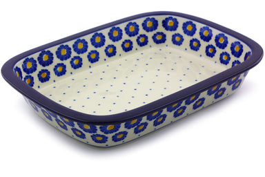 "8"" x 11"" Rectangular Baker - P8824A 