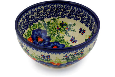 3 cup Cereal Bowl - P6347A | Polish Pottery House