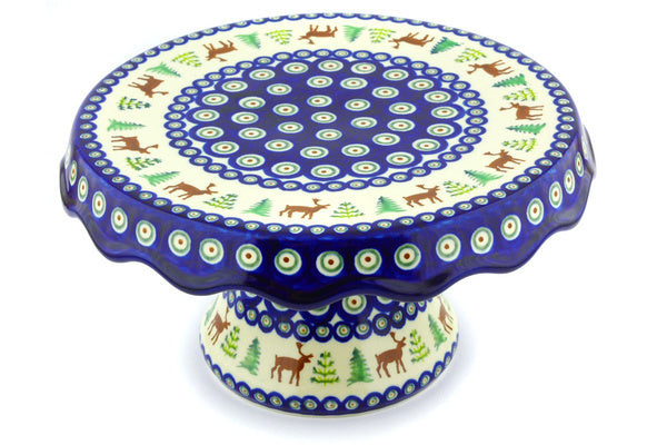 "11"" Cake Stand - 992A 