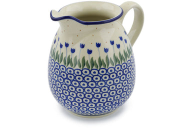 4 cup Pitcher - 490AX | Polish Pottery House